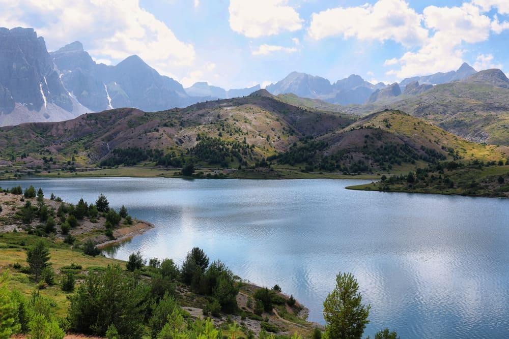 Lago en el Valle de Tena
