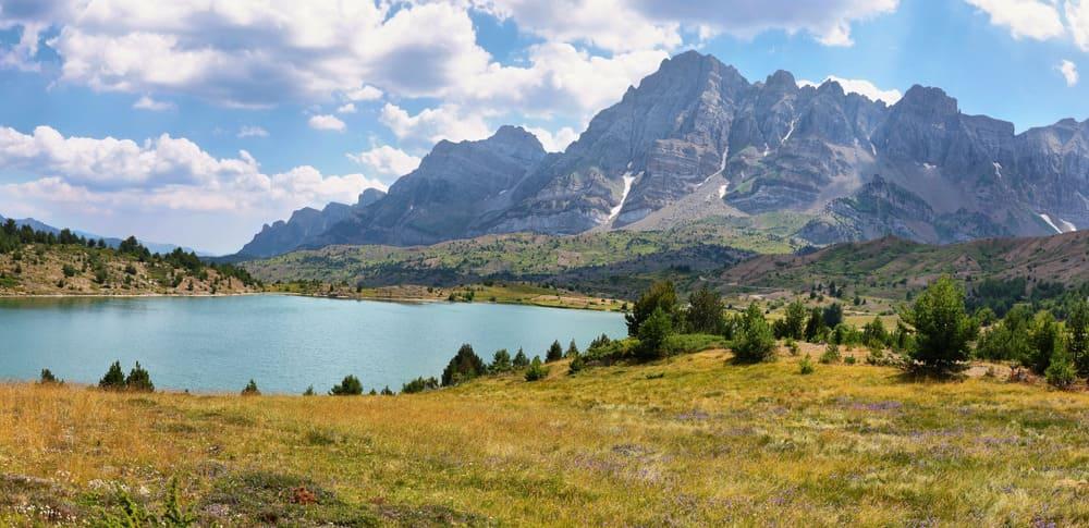Montañas en el Valle de Tena
