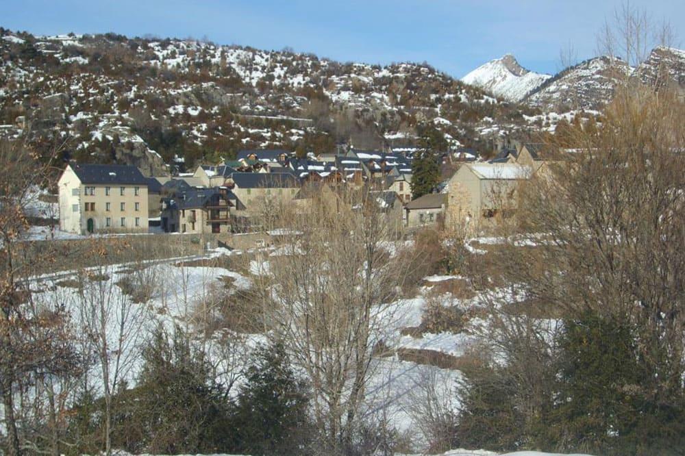 Valle de Tena en Huesca