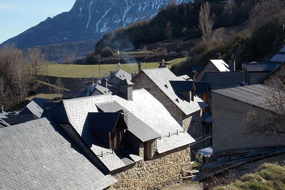 Vista Valle de Tena
